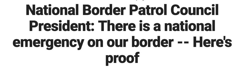 National Border Patrol Council | Protecting Those Who
